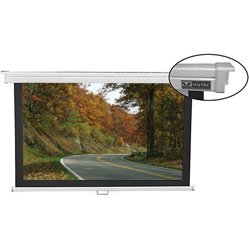 """Vutec 01-EVMW84112D Consort Deluxe Projection Screen (84 x 112"""")"""