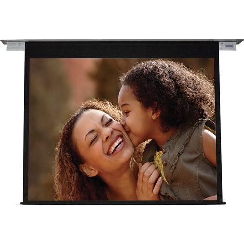 "Vutec Lectric II Motorized Projection Screen (72 x 96"")"