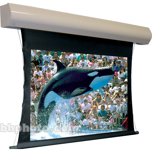 "Vutec Lectric III Motorized Projection Screen (72 x 96"")"
