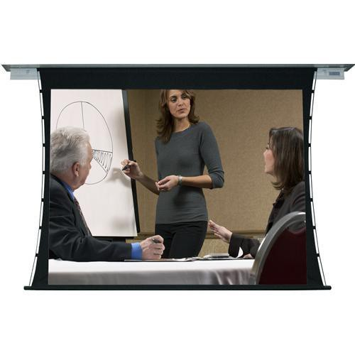 "Vutec Lectric IV Motorized Projection Screen (86 x 115"")"