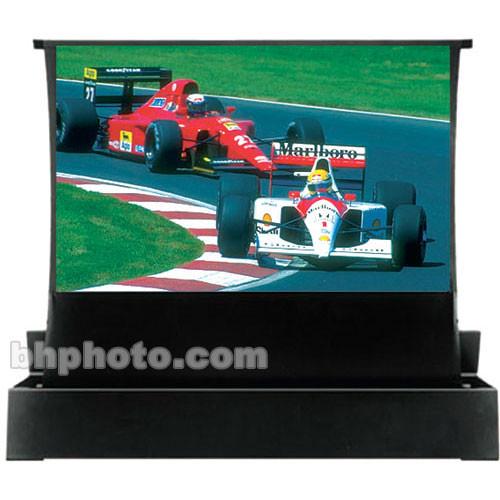 """Vutec Retracta-Vu Pro Motorized Front Projection Screen (108 x 144"""")"""