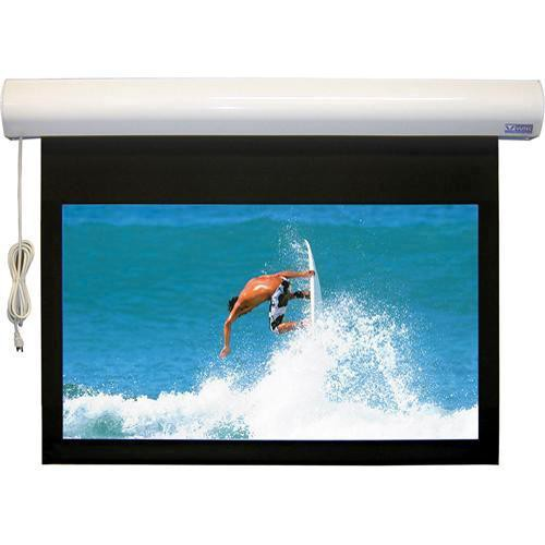 """Vutec Lectric 1RF Motorized Front Projection Screen (72x96"""")"""