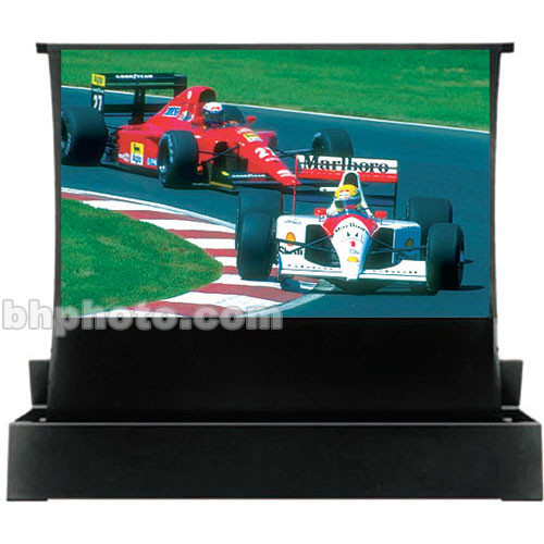 """Vutec Retracta-Vu Pro Motorized Front Projection Screen (60 x 80"""")"""