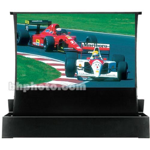 """Vutec Retracta-Vu Pro Motorized Front Projection Screen (72 x 128"""")"""