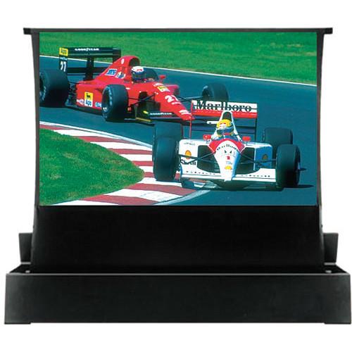 """Vutec Retracta-Vu Pro Motorized Front Projection Screen (180 x 240"""")"""