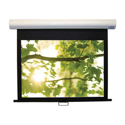 "Vutec HD II Manual Front Retractable Projection Screen (36 x 48"")"