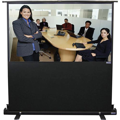 """Vutec EVPVP4864 Porta-Vu Traveller Portable Projection Screen (48 x 64"""")"""