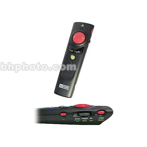 Vutec VWP200 4-in-1 Wireless Presenter