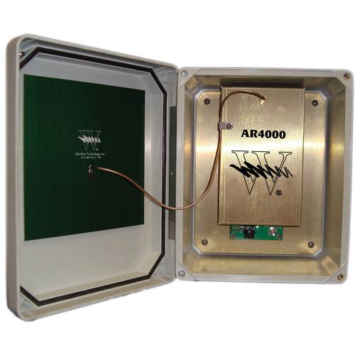 WTI Short-range Wireless Fixed Site Analog System (5.8 GHz, 4000')