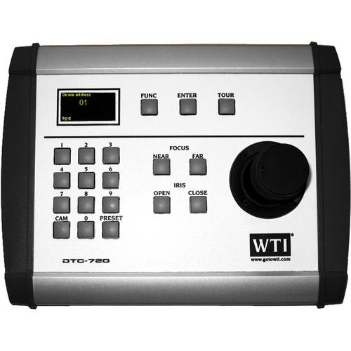 WTI DTC-720 Desktop Controller