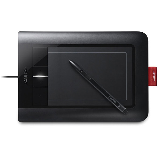 Wacom Bamboo Pen & Touch Digital Tablet