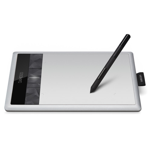 Wacom Bamboo Capture Digital Tablet (Silver)