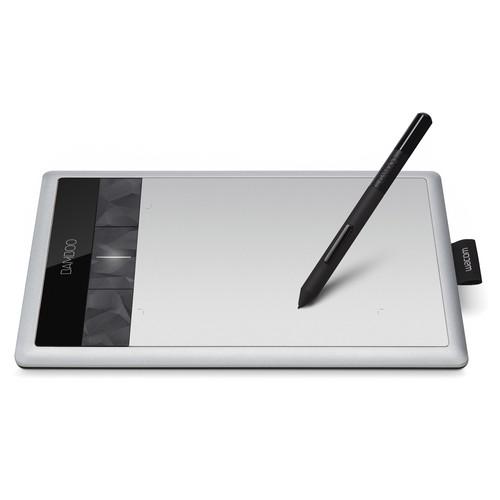 Wacom Bamboo Capture Digital Tablet (Silver)