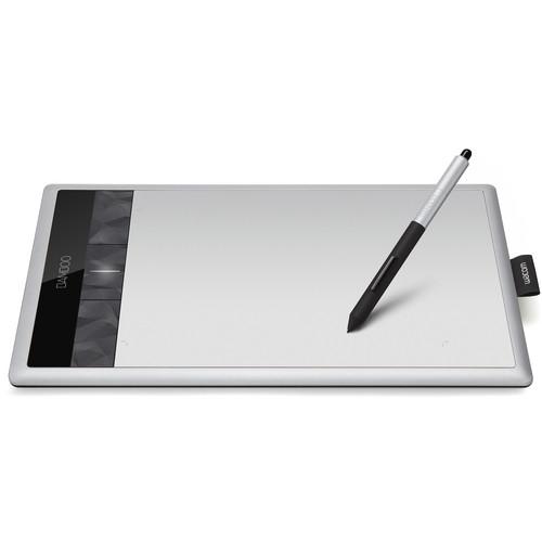 Wacom Bamboo Create Digital Tablet (Silver)