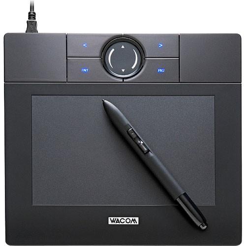 Wacom Bamboo Tablet (Small, Black)