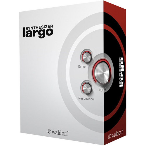 Waldorf Largo Software Synthesizer Plug-In