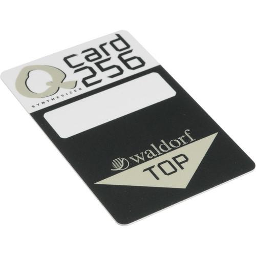 Waldorf Q Series RAM Card