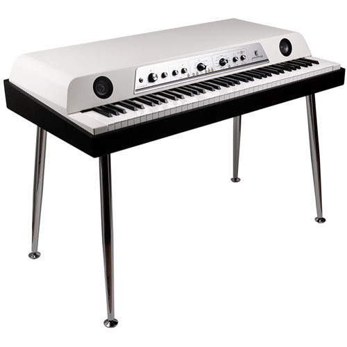 Waldorf Zarenbourg Electric Piano (White)