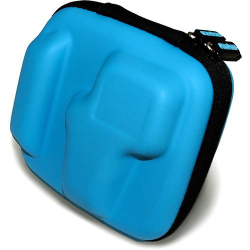 Wambam GoPro HERO3 Buffa Carrying & Travel Case (Light Blue)