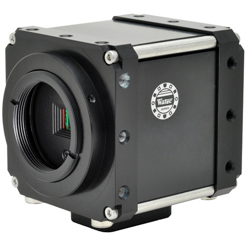 "Watec 2100-1080 WHD-2000 1/2.7"" 1080p HD Color Camera"
