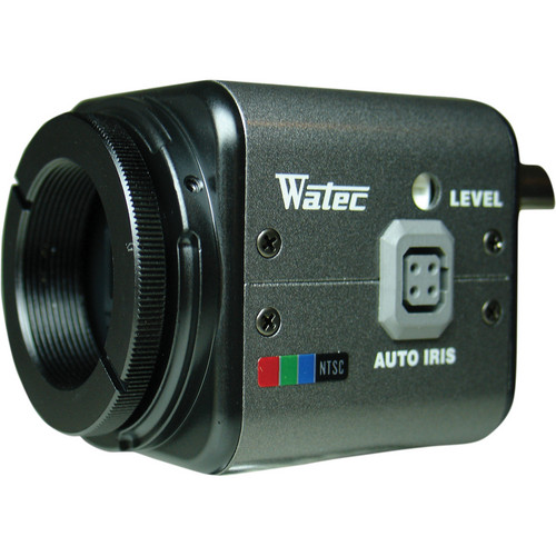 Watec 600CX High-Sensitivity Color Camera (NTSC)