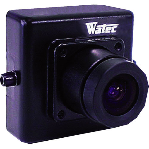 Watec 660D P3.7 EIA B/W Miniature Board Camera w/3.7mm Flat Pinhole Lens