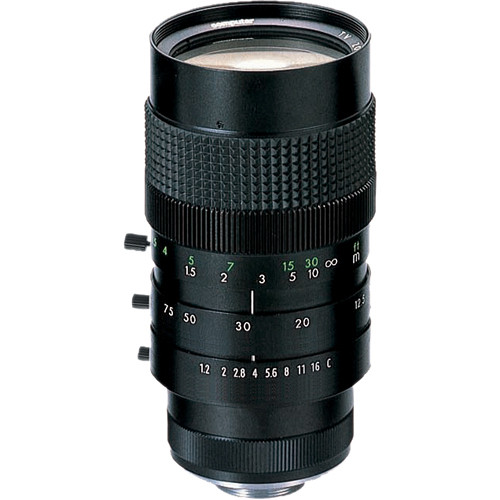 "Watec M6Z1212-3S 2/3"" f1.2 6x Manual Zoom/Iris Lens (C-Mount, 12.5 to 75mm)"