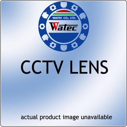 "Watec TO812FICS-3 1/3"" CS Mount 8mm f/1.2 Lens with Manual Iris"