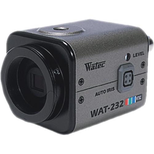 Watec WAT-232S Low-Light Day/Night Camera (PAL)