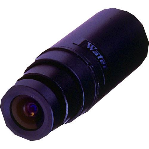 Watec WAT-704R P3.7 EIA  Ultra Compact B/W Bullet Camera w/3.7mm Flat Pinhole Lens