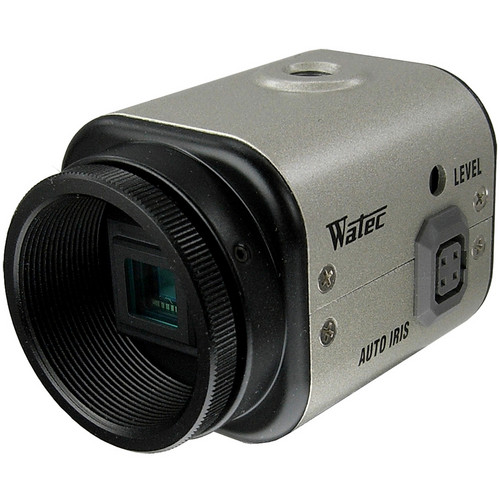 "Watec WAT-250D2 1/3"" Color Camera (NTSC)"