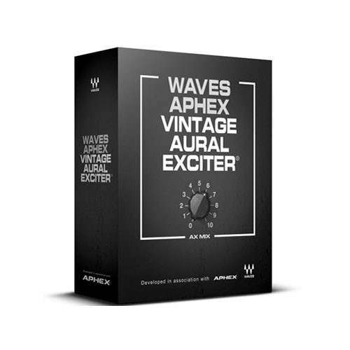 Waves Aphex Vintage Aural Exciter - Audio Enhancement Plug-In (Native)
