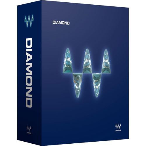 Waves Diamond Native Bundle (Upgrade) - For Owners of Platinum Native and Transform Native Bundles