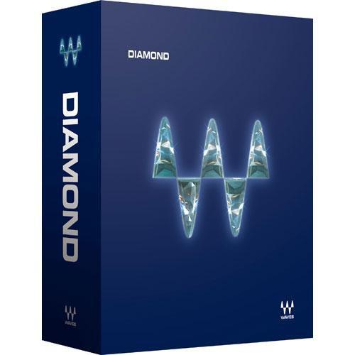 Waves Diamond Native Bundle (Upgrade) - For Owners of Platinum Native and Transform Native Bundles