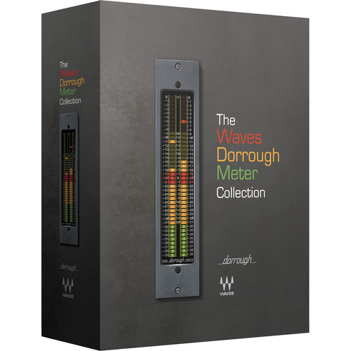 Waves Dorrough Meter Collection - Virtual Loudness Meters (Native)