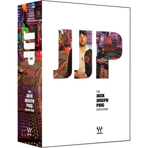 Waves JJP Bundle - The Jack Joseph Puig Collection (TDM)