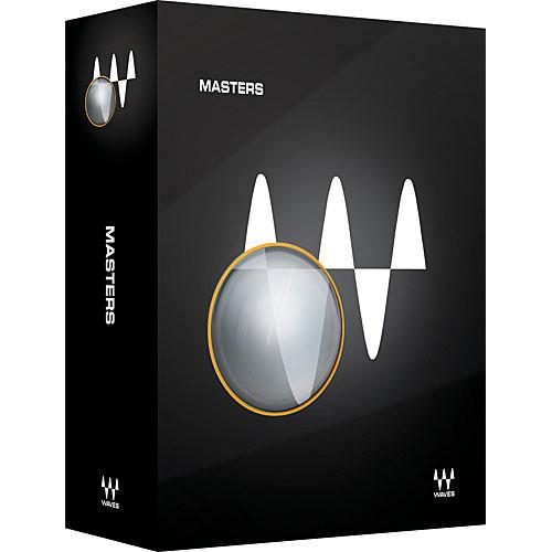 Waves Masters TDM Bundle - Audio Mastering Plug-Ins