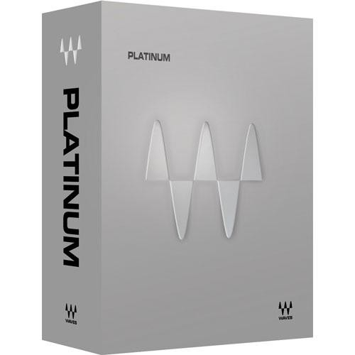 Waves Platinum Native Bundle (Upgrade) - For Owners of the Gold Native Bundle