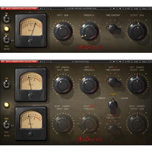 Waves PuigChild 660 & 670 - Compressor/Limiter Plug-In (TDM)