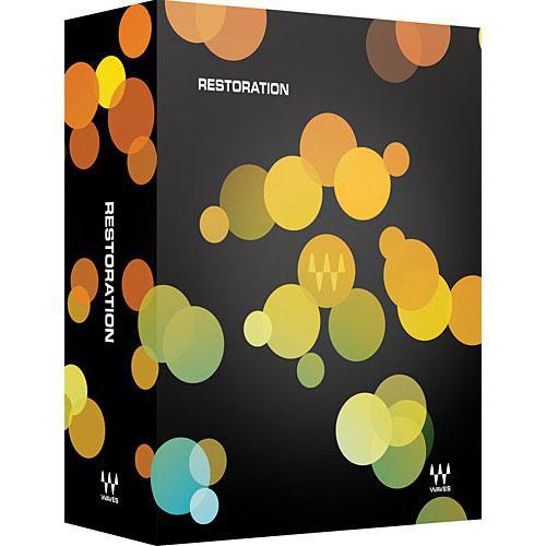 Waves Restoration TDM Bundle (Upgrade) - For Owners of Restoration Native Bundle