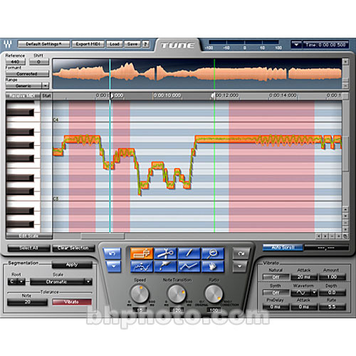 Waves Tune Native (Upgrade) - For Owners of Tune-LT