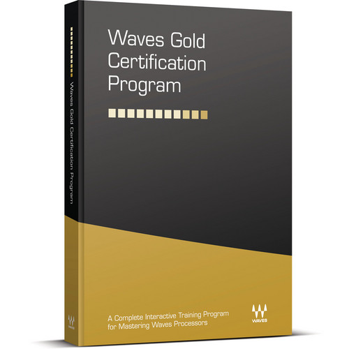 Waves Gold Certification Program - Plug-In Training Program Upgrade
