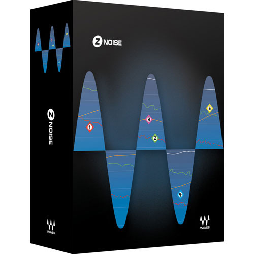 Waves Z-Noise - Noise Reduction Native Plug-In