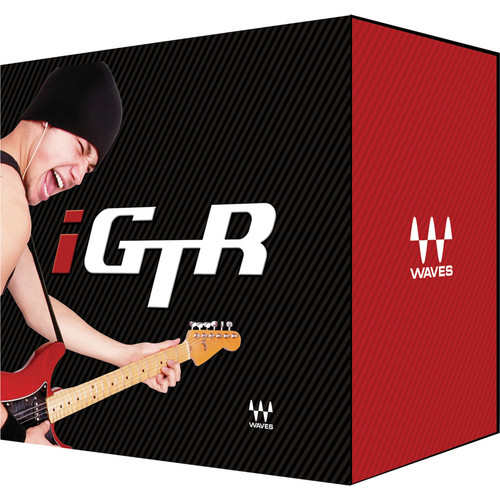 Waves Waves Audio iGTR Personal Guitar Processor