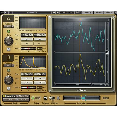 Waves InPhase - Phase Correction Plug-In (TDM)