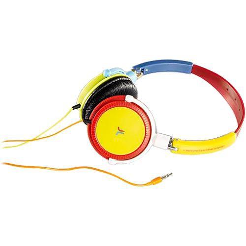 WeSC Sitar On-Ear Stereo Headphones (Marshmallow)