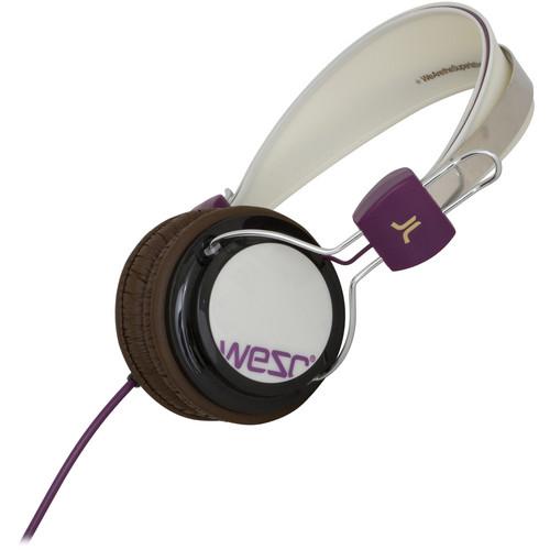 WeSC Bongo On-Ear Stereo Headphones (Birsch)