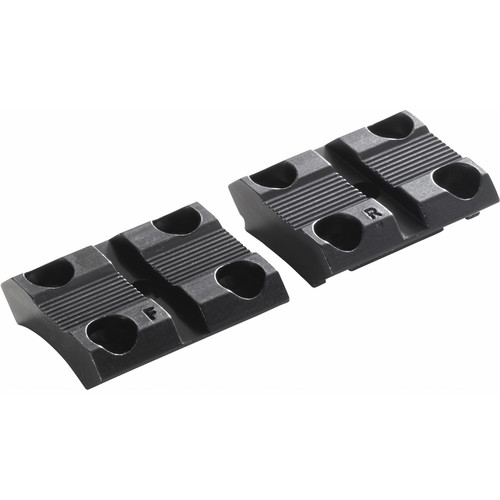 Weaver Top Mount Base Pair (Browning X-Bolt, Matte Black)