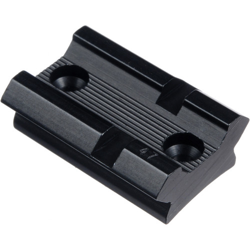 Weaver Top Mount Base - #47M (Matte Black)