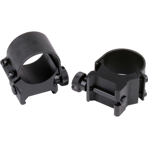 "Weaver Detachable Top Mount 1"" Low Riflescope Ring (Matte)"